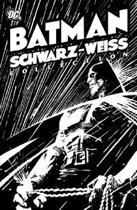 comic batman schwarz weiss collection. Black Bedroom Furniture Sets. Home Design Ideas
